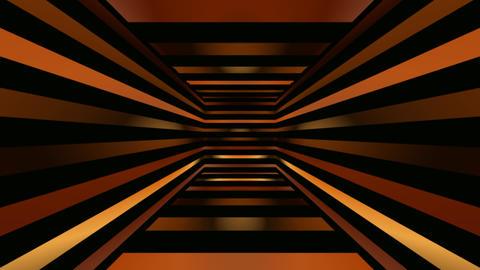 golden box stripes Animation