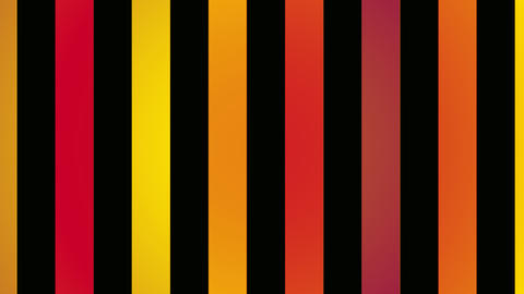 retro vertical colours Animation
