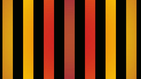 retro vertical colours Stock Video Footage