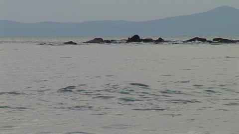 coastline Stock Video Footage