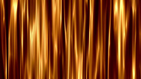 Golden Background Animation