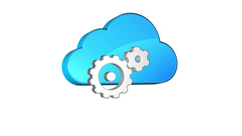 Cloud Setup Stock Video Footage