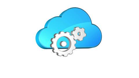 Cloud Setup Animation