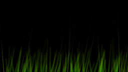 BG GRASS 004 24fps Animation