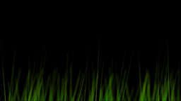 BG GRASS 004 30fps Animation