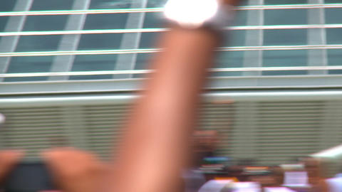 20100621 LAKERS KOBE 02 stock footage