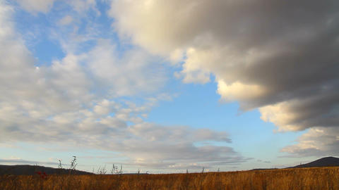 sky Stock Video Footage