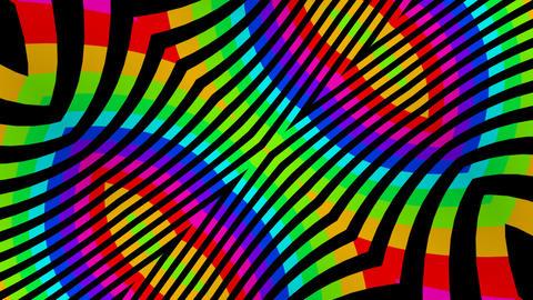 multicolors cross Stock Video Footage