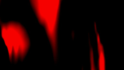 Mysterious red background Animation
