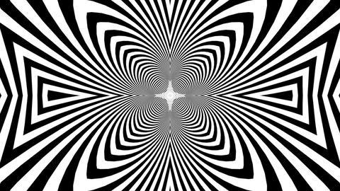 white dancing stripe Stock Video Footage
