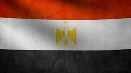 Egypt flag Animation