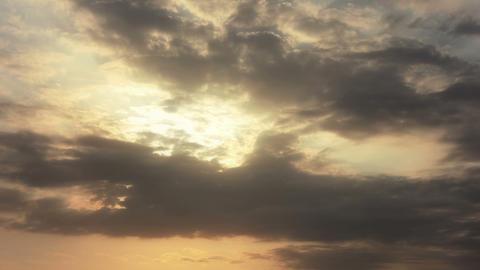 Cloudscape 19 Stock Video Footage