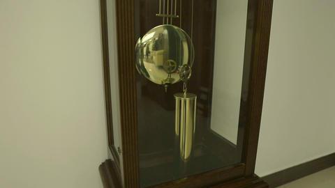 big clock 01 Stock Video Footage