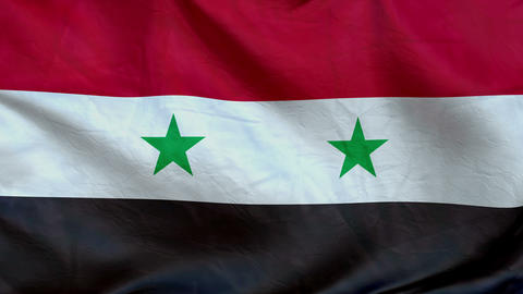 Syria flag-2016 Animation