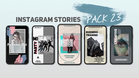 100 Instagram Stories V.2 2