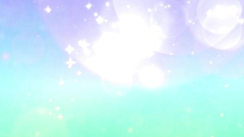 Mov149 fancy kirakira bg loop 04 CG動画