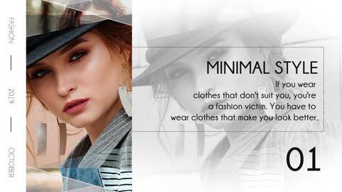 Clean Fashion Opener Premiere Pro Template