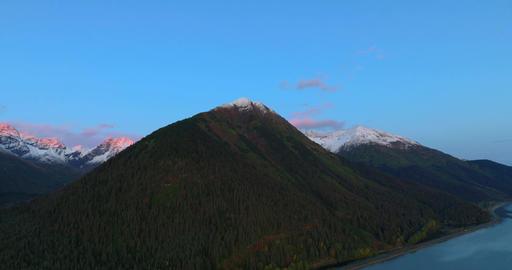 Evening in Alaska Live Action