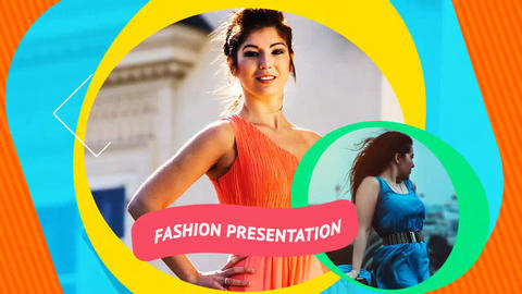 Fashion Glamour After Effects Template