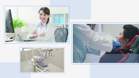 Business-Corporate-Slideshow Medical institution After Effects Template