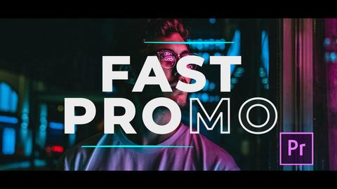 Trendy Urban Promo Premiere Pro Template