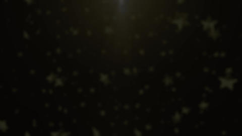 Christmas background star background material Stock Video Footage