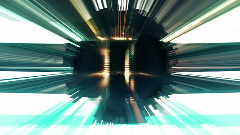 Abstract ball. Seamless looping background CG動画
