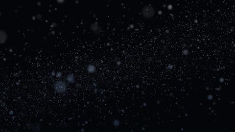 falling snow Animation