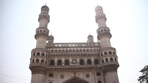 Heritage Construction Charminar Footage