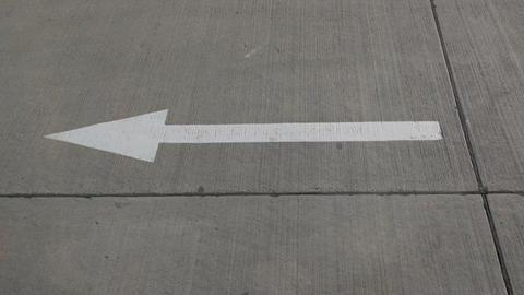 The Arrow Runway Markings Live Action