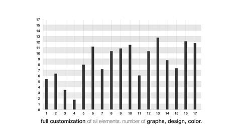 Infographics: Chart Creator V2 Motion Graphics Template