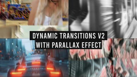 Transitions Packs Premiere Pro Template 2