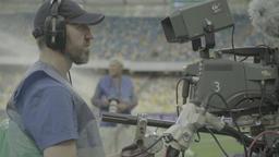 Cameraman On The Football UHD 1