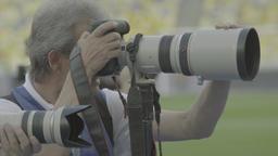 Photographer At The Stadium UHD