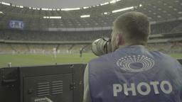 Photographer At The Stadium UHD 0