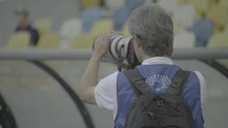Photographer At The Stadium UHD 1