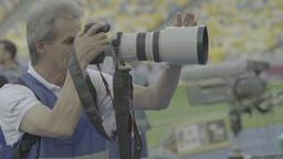 Photographer At The Stadium UHD 2