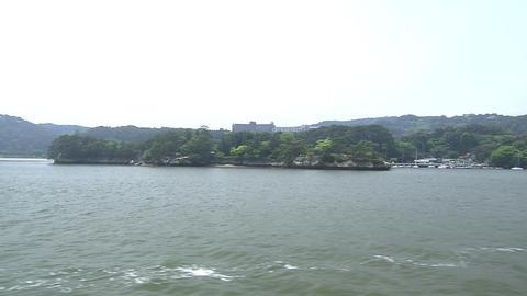 松島 船より 主観移動 ライブ動画
