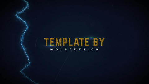 Magic Trailer After Effects Template