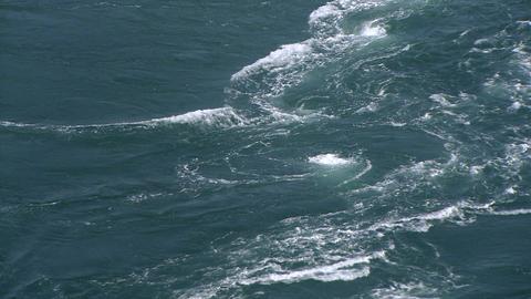 鳴門海峡 渦潮 Footage