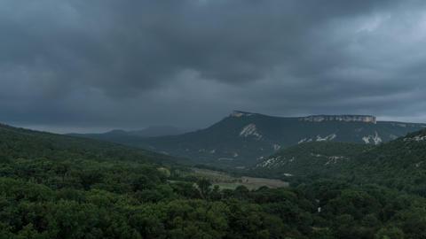 Cloudy Morning, Timelaplse Footage