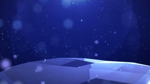 SHA Table BG Image Blue Animation
