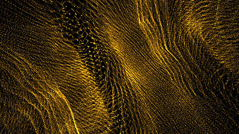 Gold Abstract Animation Animation