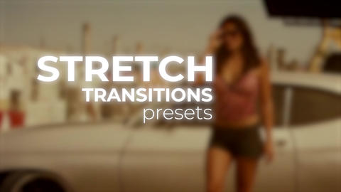 Stretch Transitions Plantillas de Premiere Pro