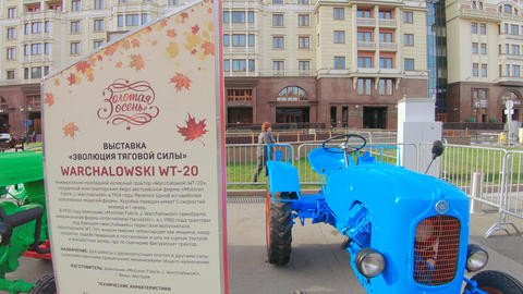 Tractor warchalowski wt 20 Live Action