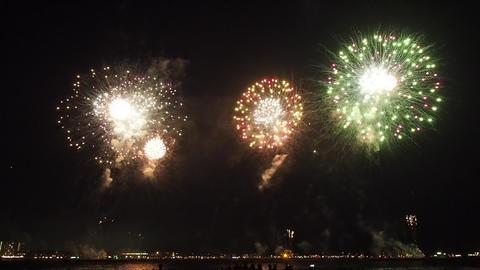 Kobe Fireworks 55 ライブ動画