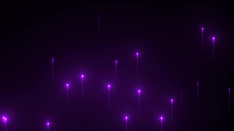 Particles Trails Background Animation