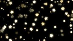 Mov171 particle star loop alpha 08 CG動画
