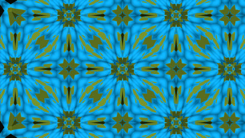 Mirror kaleidoscope_4K Animation