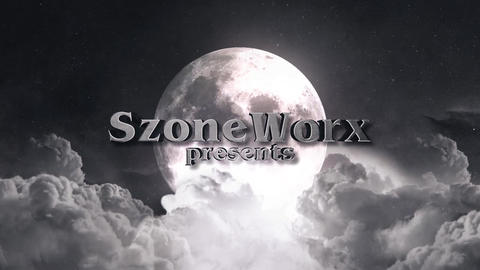 FULL MOON SKY INTRO After Effects Template